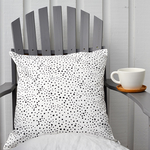 Pillowcase, Dots.