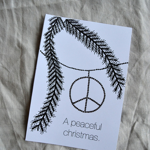 A peaceful christmas 5-pack