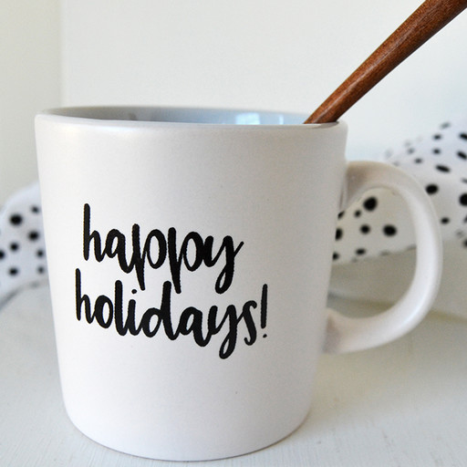 Mugg, happy holidays!