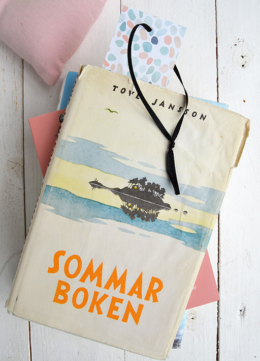 Bokmärke, Treasures. Elina Dahl Design.