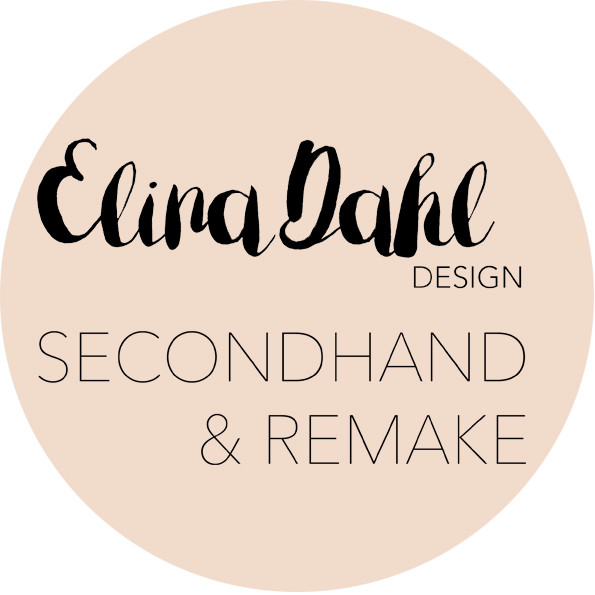 remake, secondhand, vintage, loppis, design, elina